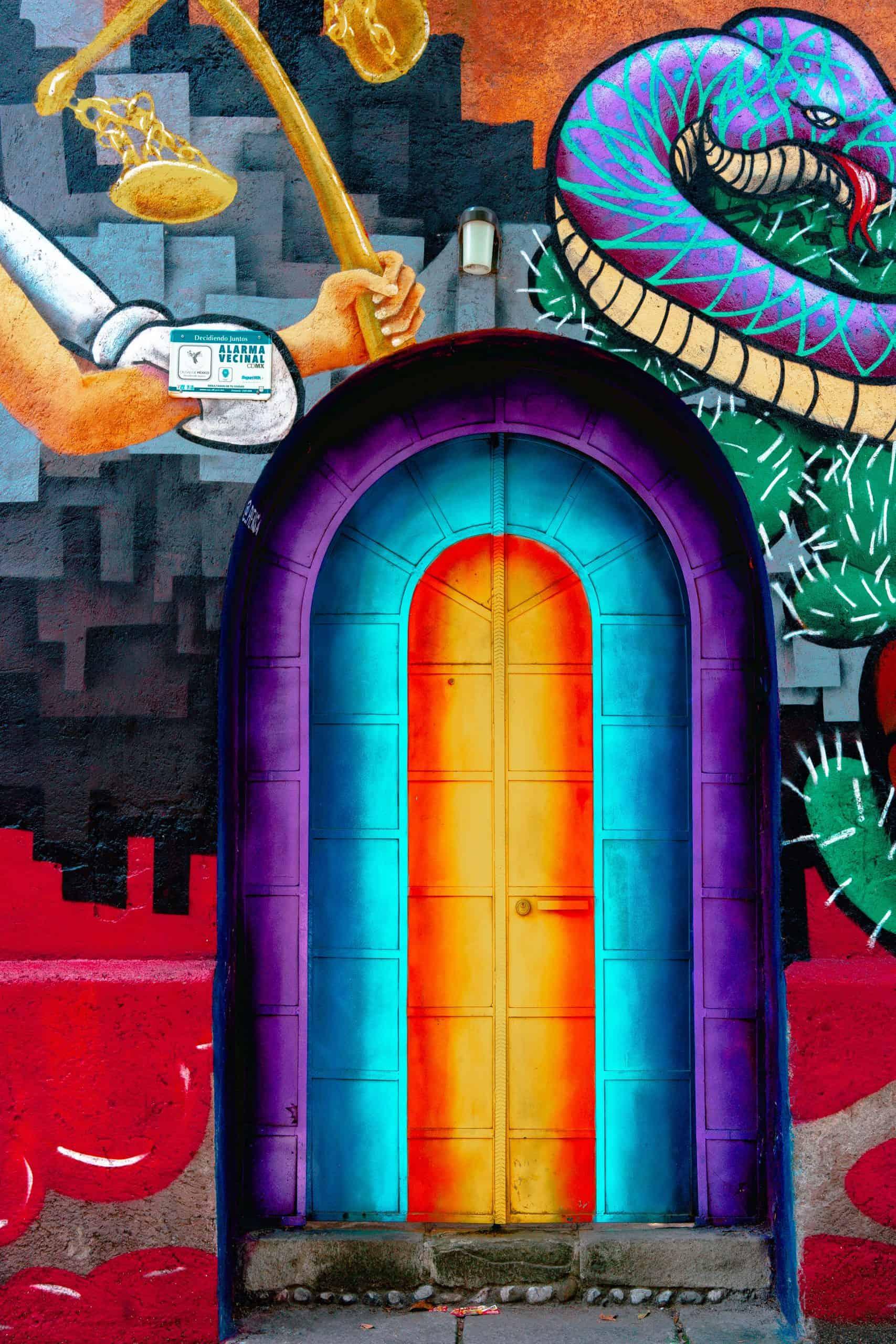 cocoyan street art mexixo city