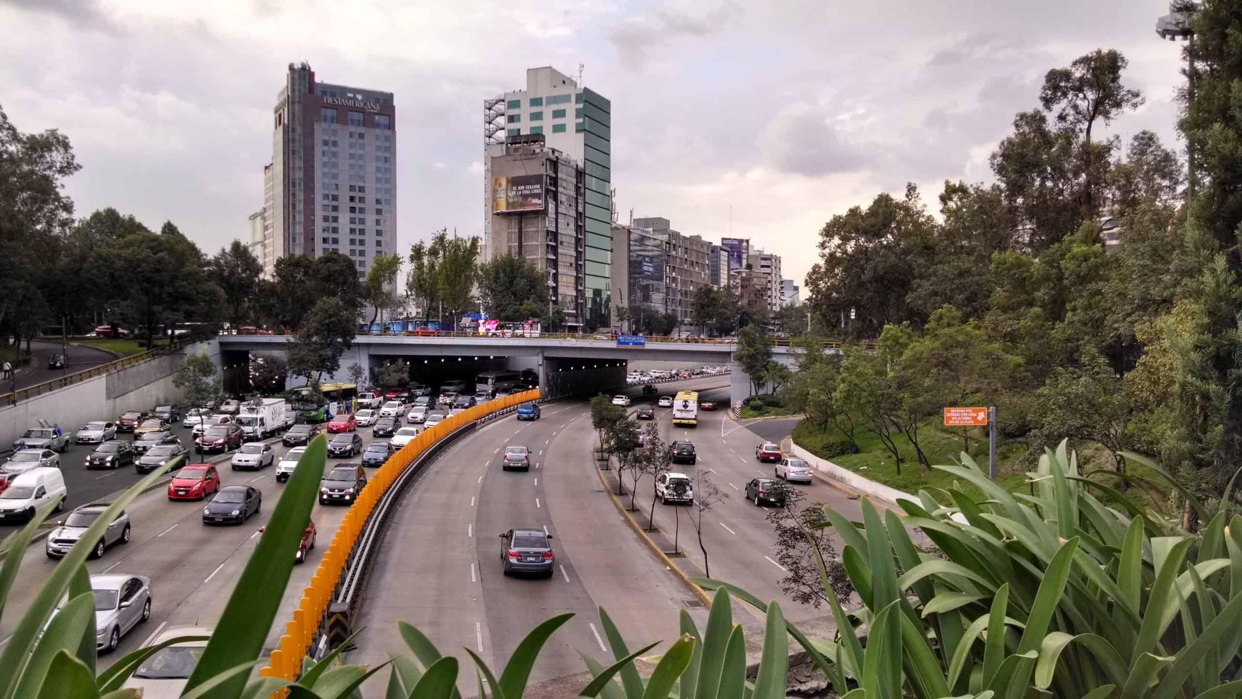 mexico city transport