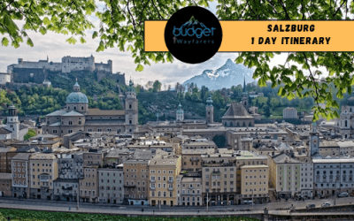 Top Places to Visit and Experiences to Indulge in Salzburg Within 24 Hours