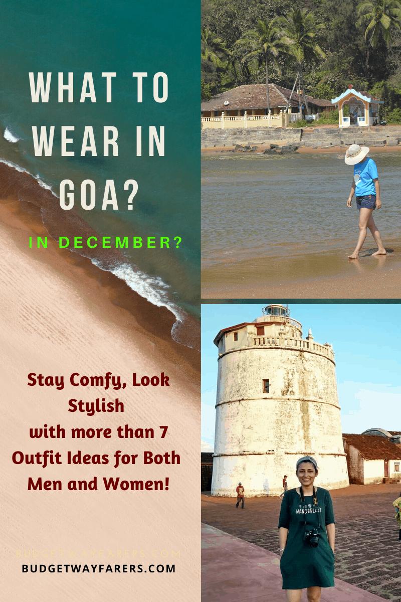 What to wear in Goa in december