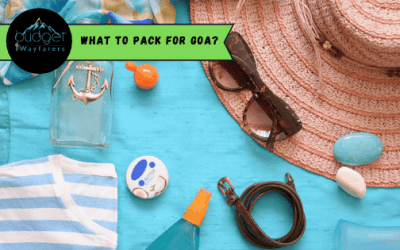 What to pack for Goa- Complete Packing List for Men & Women