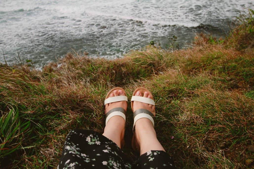 footwear for goa