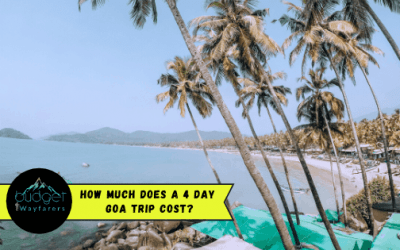 How much does a 4-day Goa trip cost- Budget Breakdown & Tips