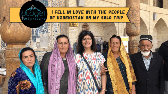 Why I Fell in Love with the Wonderful Uzbek People !!