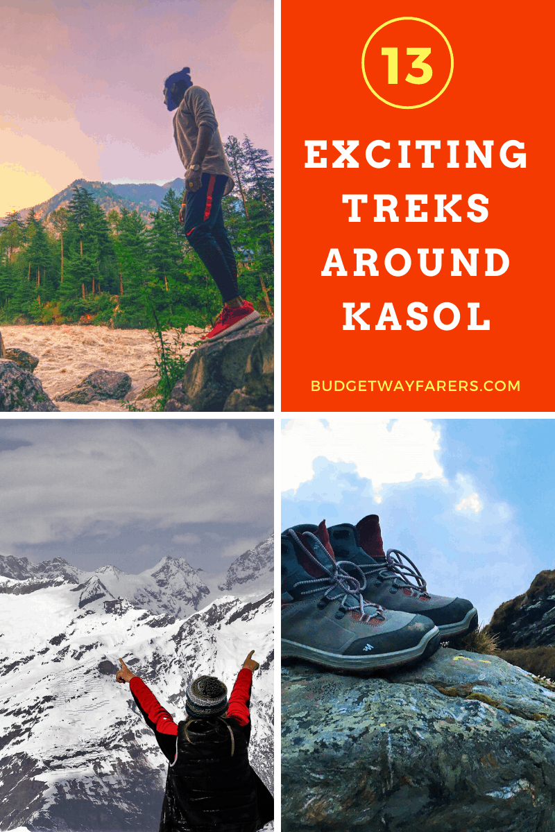 Treks around Kasol