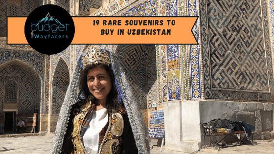 19 Rare Souvenirs to Buy in Uzbekistan & Insider Shopping Tips