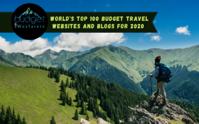 World's Top 100 Budget Travel Websites & Blogs for 2020
