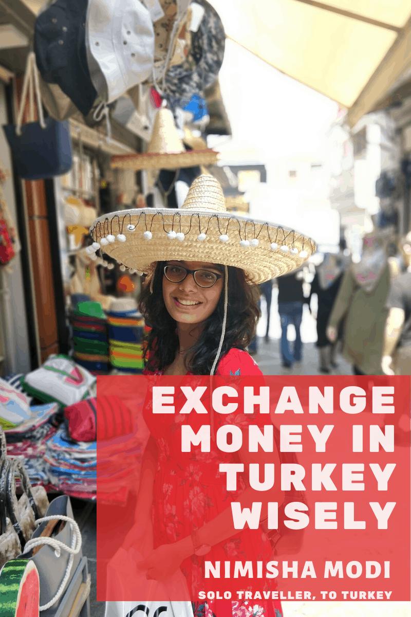 Exchanging Money in Turkey