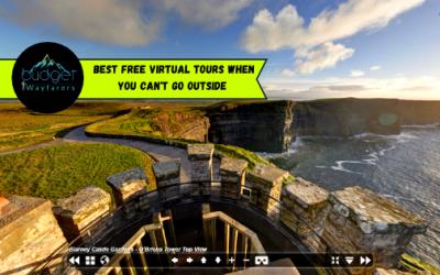 23 Best FREE Virtual Tours to Take in this Lockdown!