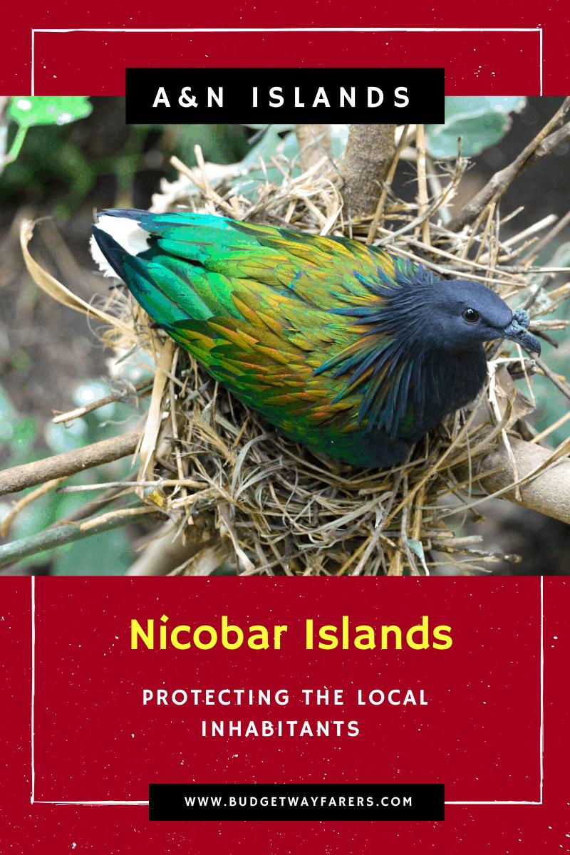 nicobar islands banned