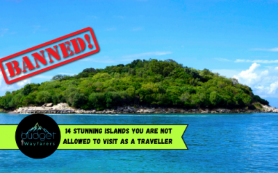 14 Stunning Islands you are Not Allowed to Visit as a Traveller!