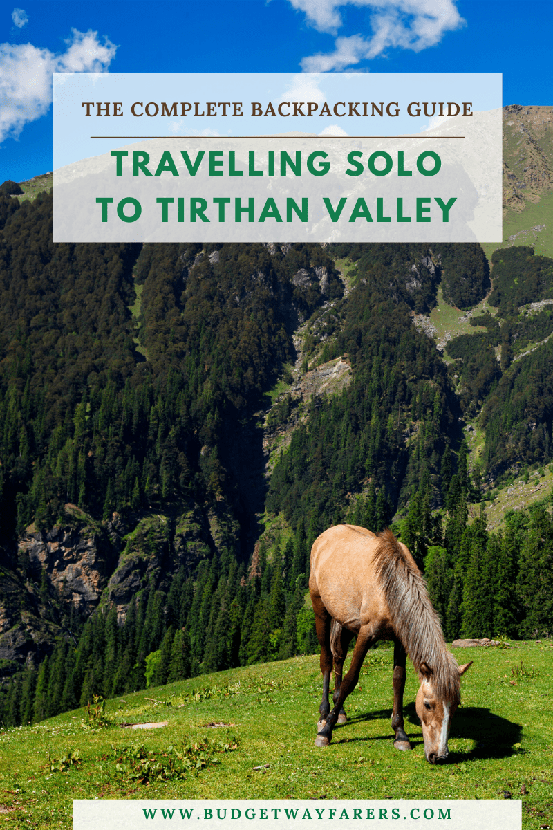 Travelling Solo to Tirthan Valley