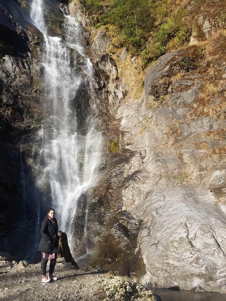bheem nala waterfalls