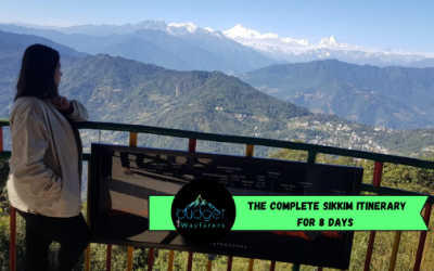 The Complete Sikkim Itinerary for 8 Days | Cost Breakdown & Tips