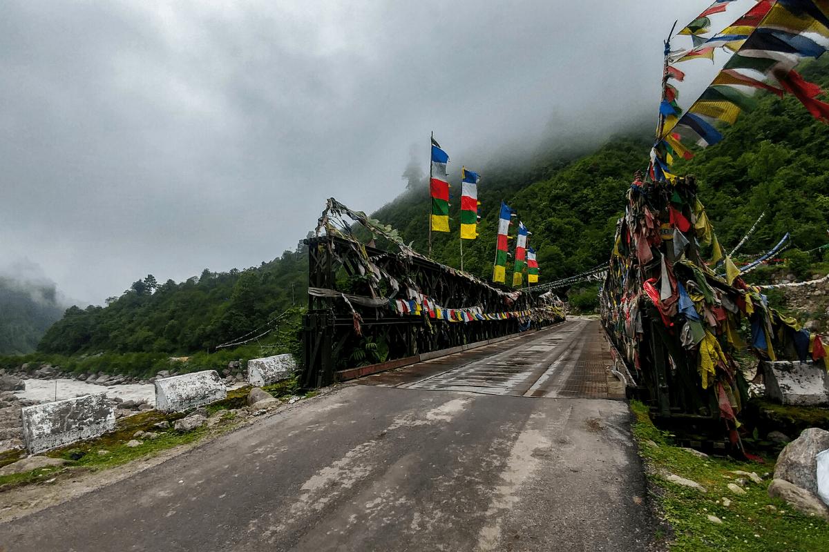 yumthang bridge