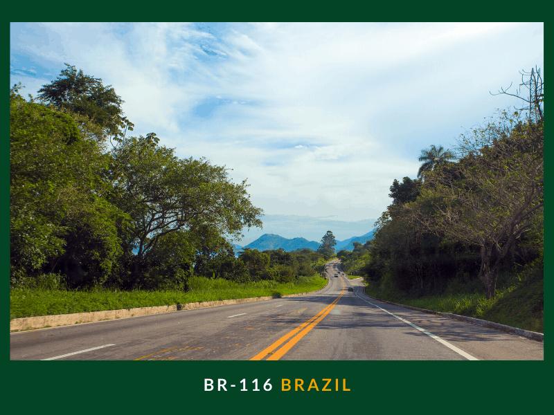 br 116 brazil