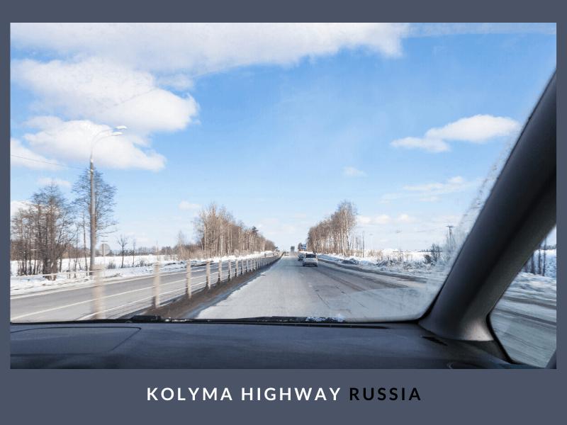 most dangerous roads in russia