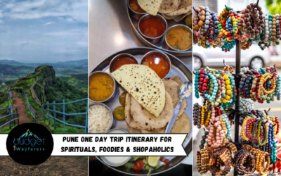 Pune One Day Trip Itinerary for Spirituals, Foodies & Shopaholics