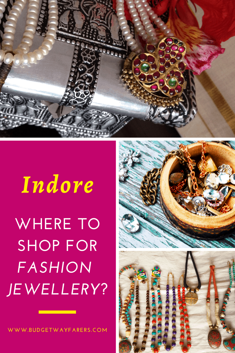 Where to Shop for Fashion Jewellery in Indore