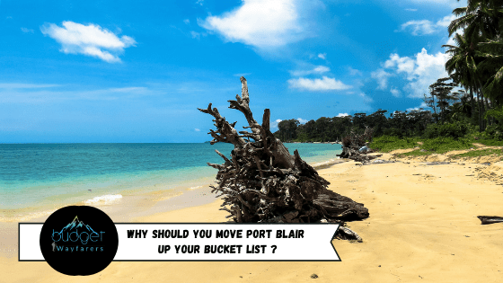 Why Should You Move Port Blair Up Your Bucket List ?